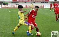 Báo Trung Quốc xấu hổ vì đội bóng trẻ ăn tập châu Âu thua CLB Việt Nam