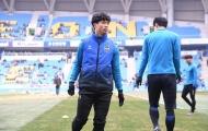 Báo Hàn: 'Công Phượng hòa nhập nhanh, một mình gồng gánh Incheon United'