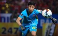 'Đàn em' Văn Lâm đe dọa vị trí thủ môn số một của Bùi Tiến Dũng ở U23 Việt Nam