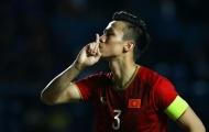 Đội trưởng ĐT Việt Nam đặt ra mục tiêu lớn khi trở lại V-League