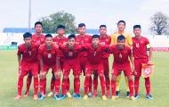 U15 Việt Nam nhận trái đắng trước U15 Indonesia