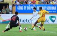 Tổng hợp vòng 19 V-League: HAGL mất điểm đáng tiếc; Hà Nội lại lên ngôi đầu