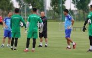 Điểm tin bóng đá Việt Nam sáng 06/08: Thầy Park tự tay huấn luyện cho thủ môn U22 Việt Nam
