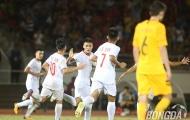 Thua thiệt đẳng cấp, U18 Việt Nam thảm bại trước U18 Australia