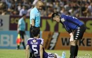 SỐC: Đoàn Văn Hậu dính chấn thương nặng, lỡ trận gặp Thái Lan