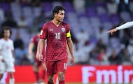 HLV Akira Nishino gạch tên hai tiền đạo chủ lực của ĐT Thái Lan trước trận gặp Việt Nam