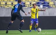 U21 Sint-Truidense bại trận dù được tăng cường Công Phượng