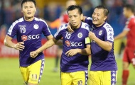 Văn Quyết lập cú đúp, Hà Nội FC hiên ngang vào chung kết liên khu vực