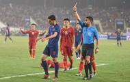 Tiền đạo chủ lực ĐT Thái Lan vẫn còn ám ảnh vì tấm thẻ đỏ tại Mỹ Đình