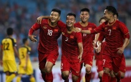 CHÍNH THỨC: Chốt danh sách 23 cầu thủ U22 Việt Nam đấu Trung Quốc