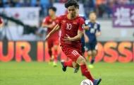 Số áo chính thức của 23 cầu thủ ĐT Việt Nam đấu Thái Lan