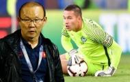 Filip Nguyễn đón tin không thể vui hơn của thầy Park