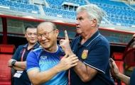 Báo Hàn: 'Hiddink đã thất bại trước HLV Park Hang-seo'