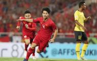 Công Phượng, Văn Hậu chỉ có 2 ngày tập luyện cùng ĐT Việt Nam đấu Malaysia