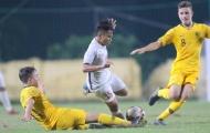U16 Việt Nam chính thức mất vé dự VCK U16 châu Á 2020