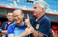 Báo Hàn: 'Guus Hiddink từ chức có một phần tác động từ HLV Park Hang-seo'