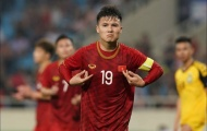 'HLV Park Hang-seo may mắn vì có Quang Hải trong đội hình'
