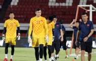 ĐT Việt Nam làm quen sân thi đấu, sẵn sàng giành trọn 3 điểm trước Indonesia