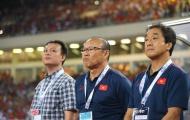 HLV Park Hang-seo gửi gắm tình cảm tới người hâm mộ Việt Nam
