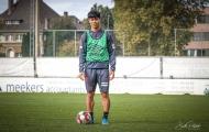 Công Phượng tiếp tục 'mất tích' trong danh sách thi đấu của Sint-Truidense