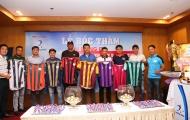 """Hàng loạt """"sao V-League"""" tham dự giải bóng đá các đội mạnh Thiên Long 2019"""