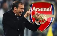 4 trò cưng HLV Max Allegri nên đưa về Arsenal