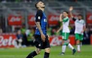 Mauro Icardi XÁC NHẬN khả năng rời Inter