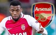 NÓNG: Arsenal sáng cửa chiêu mộ sao 60 triệu bảng