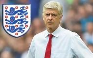 Đây, lý do thực sự khiến Wenger từ chối đội tuyển Anh!