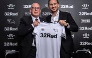 Vừa nhậm chức tại Derby County, Lampard đã tiết lộ tham vọng tương lai