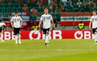 Những cầu thủ chơi tệ nhất của Đức trong trận thua Áo