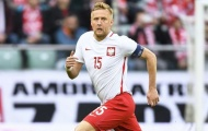 Ham lập siêu phẩm, sao Ba Lan đối diện nguy cơ lỡ World Cup