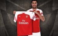Huyền thoại chào đón Sokratis đến với Arsenal