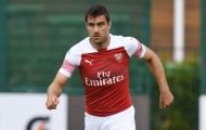 Ray Parlour so sánh 'chữ kí mới' của Arsenal với Tony Adams