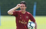 Unai Emery muốn 2 điều ở Arsenal trong chuyến du đấu Singapore