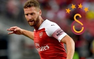 Arsenal TỪ CHỐI đề nghị mượn trụ cột hàng thủ của đại diện Thổ Nhĩ Kỳ