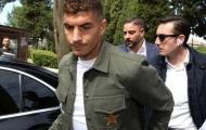 Giovanni Di Lorenzo chính thức đến Napoli kiểm tra y tế