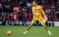 AS Roma và 'cối xay thủ môn': 11 người trong 14 năm