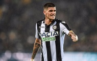 AS Roma tranh giành ngôi sao của Udinese với Fiorentina
