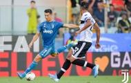 Không Ronaldo, các học trò HLV Sarri vẫn tập luyện hăng say