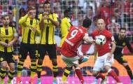 01h45 ngày 27/04, Bayern Munich vs Dortmund: Mục tiêu cuối