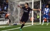 Chơi mờ nhạt, Suarez cũng có được cú đúp nhờ sai lầm của đối thủ