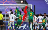'Ronaldo Mexico' lập công, đại diện Bắc Mỹ hẹn U20 Anh ở Tứ kết