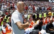 Real Madrid không cần thêm tiền đạo