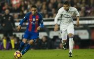 Casemiro chào mời Neymar đến Real Madrid
