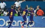 01h30 ngày 08/08, Barcelona vs Chapecoense: Chạy đà cho Siêu kinh điển