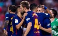 """Thi đấu áp đảo, Barca tạo nên chiến thắng """"bàn tay nhỏ"""" trước Chapecoense"""