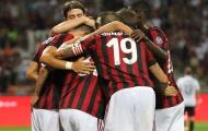 AC Milan đánh tennis; Everton thắng dễ trên sân nhà