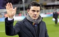 Montella hài lòng với chiến thắng của Milan