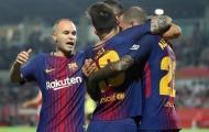 01h45 ngày 19/10, Barcelona vs Olympiacos: Dạo chơi ở Camp Nou